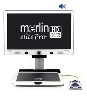 Merlin elite Pro HD/OCR